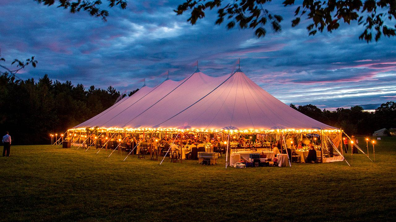 wedding party events