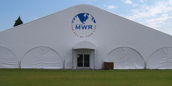 garden tent hire for Festivals