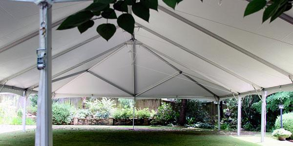 Frame Tents & Welcome | Aztec Tents