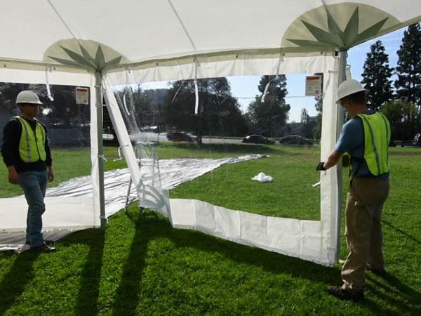 Videos Aztec Tents